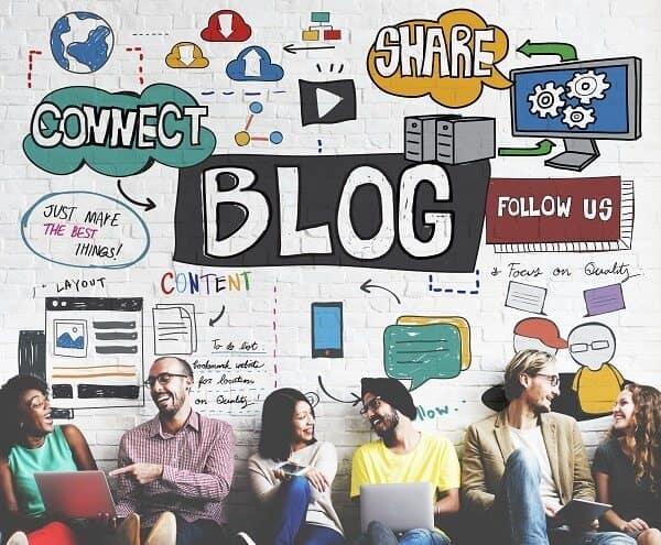 5 יתרונות להקמת בלוג עסקי באתר