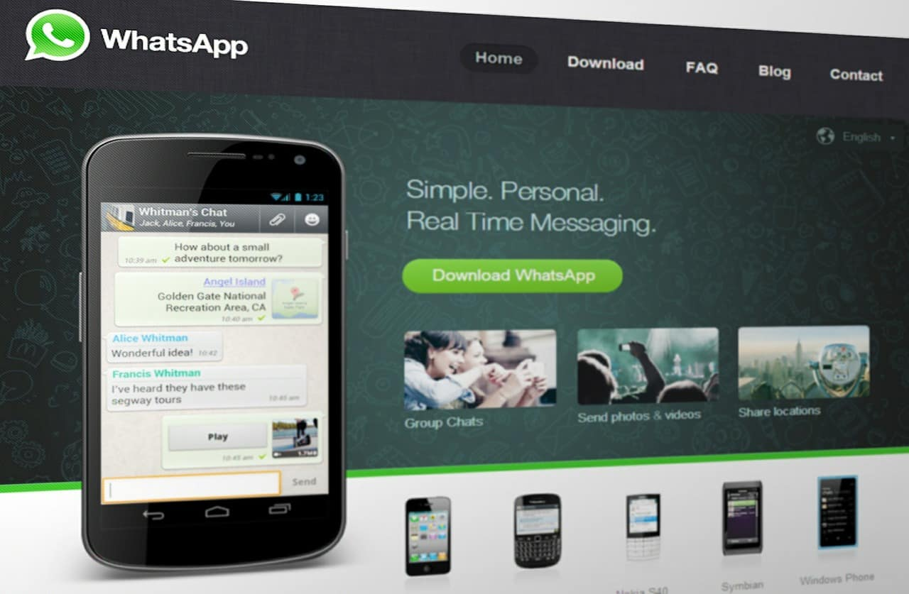 וואצאפ ווב - Whatsapp Web - סקירה וטיפים חשובים