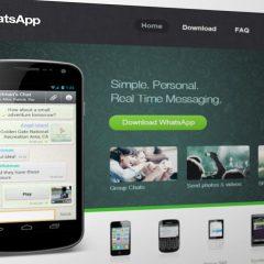 וואצאפ ווב – Whatsapp Web – סקירה מקיפה ויש גם טיפים חשובים
