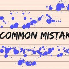 טעויות שעסקים עושים בשיווק באינטרנט
