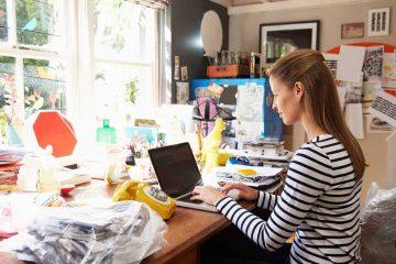 עבודה מהבית – הרבה יתרונות מעט חסרונות